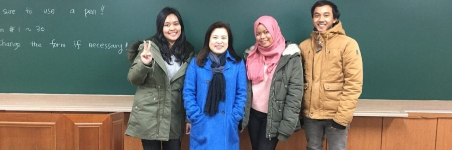 [Open Application] Student Exchange to Hanyang University!