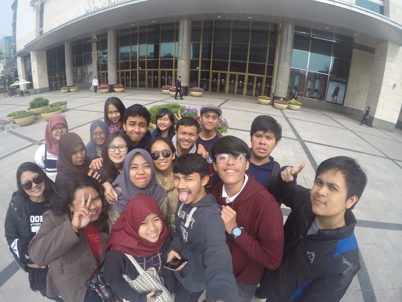 2016 Spring Kumoh National Institute of Technology Student Exchange
